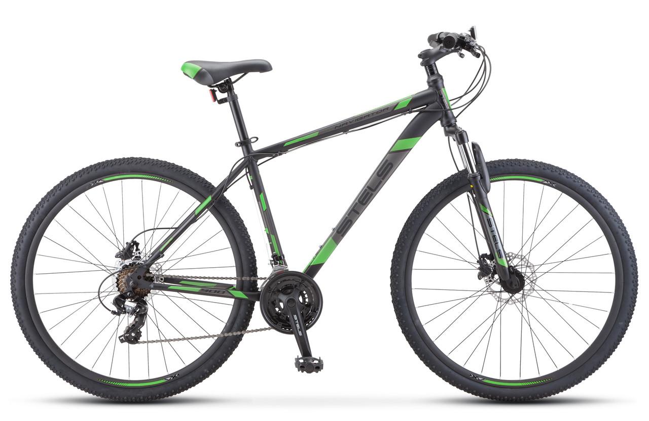 Велосипед Stels Navigator 900 D. Найнер. 29 колеса. Гидравлика. Рассрочка. Kaspi RED