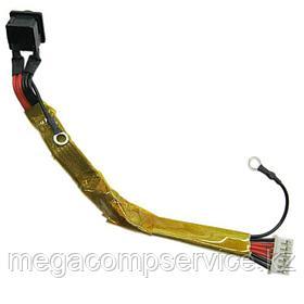 Разъем питания ноутбука Sony VAIO VGN-CR, PJ107,  кабель