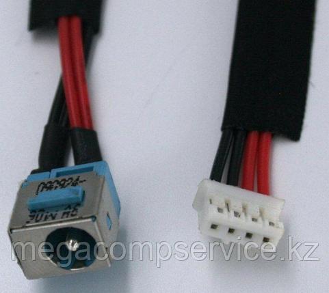 Разъем питания ноутбука Acer Aspire 4310/ 4315/  4710/ 4710G  series, PJ120, кабель, фото 2