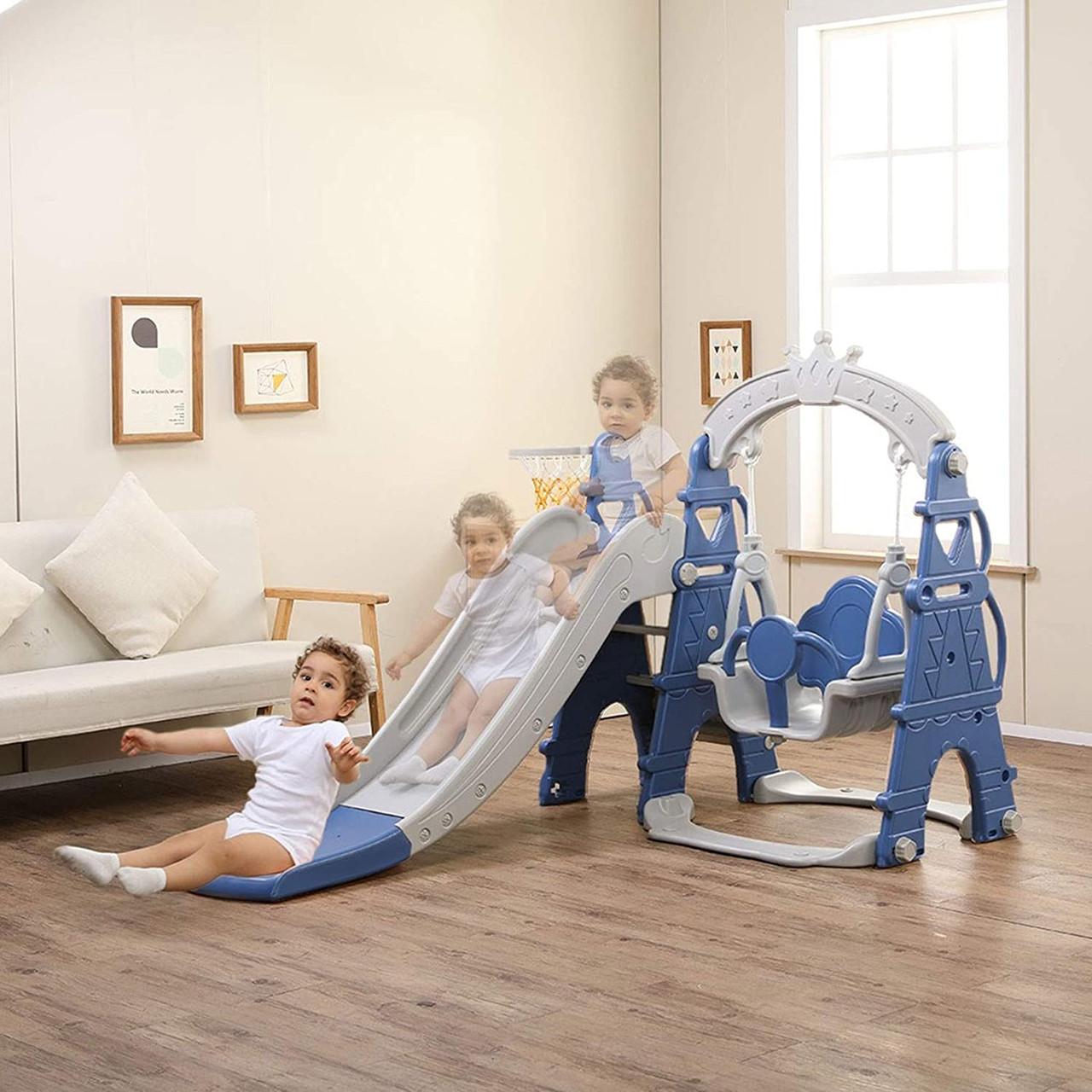 Детская игровая площадка Sofia синий