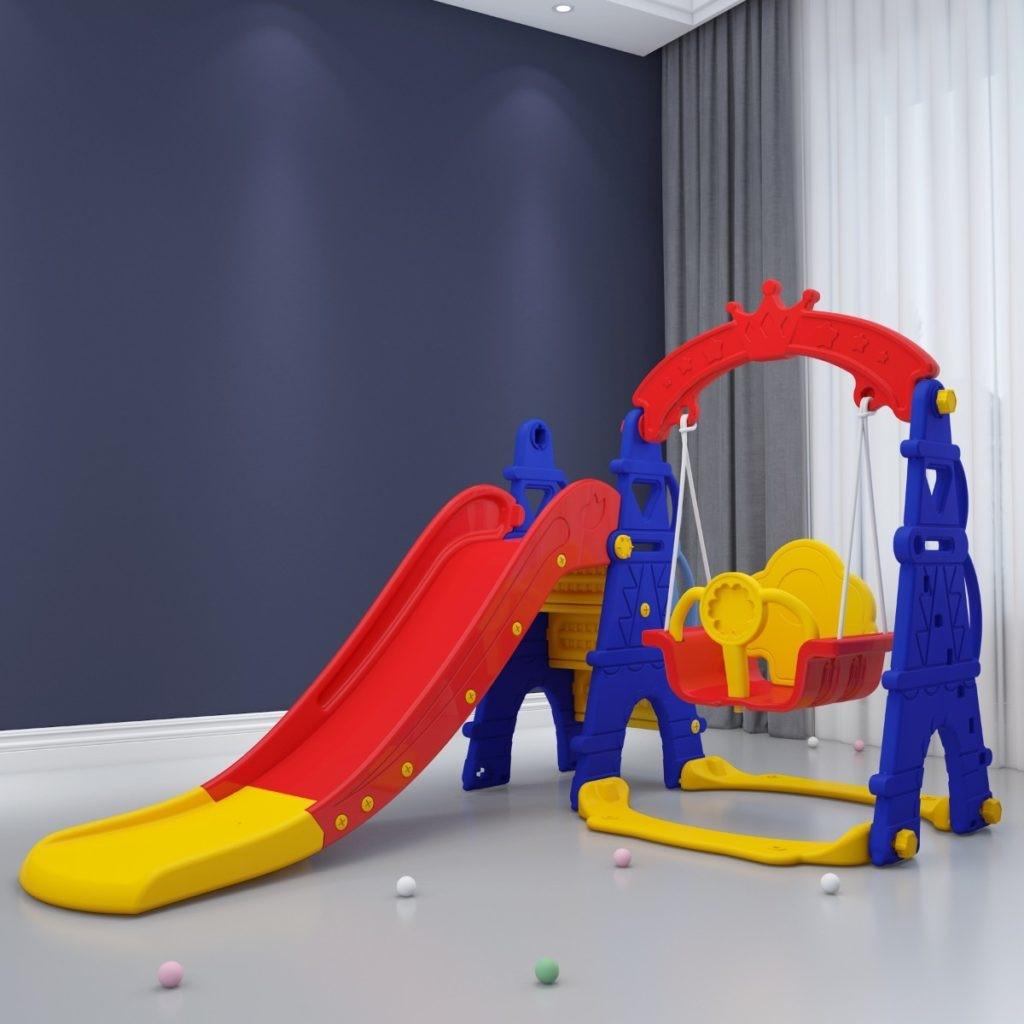 Детская игровая площадка Sofia цветной