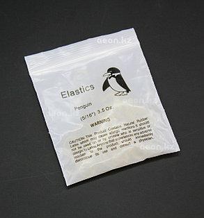 Резиновая тяга для брекетов Пингвин (Penguin)