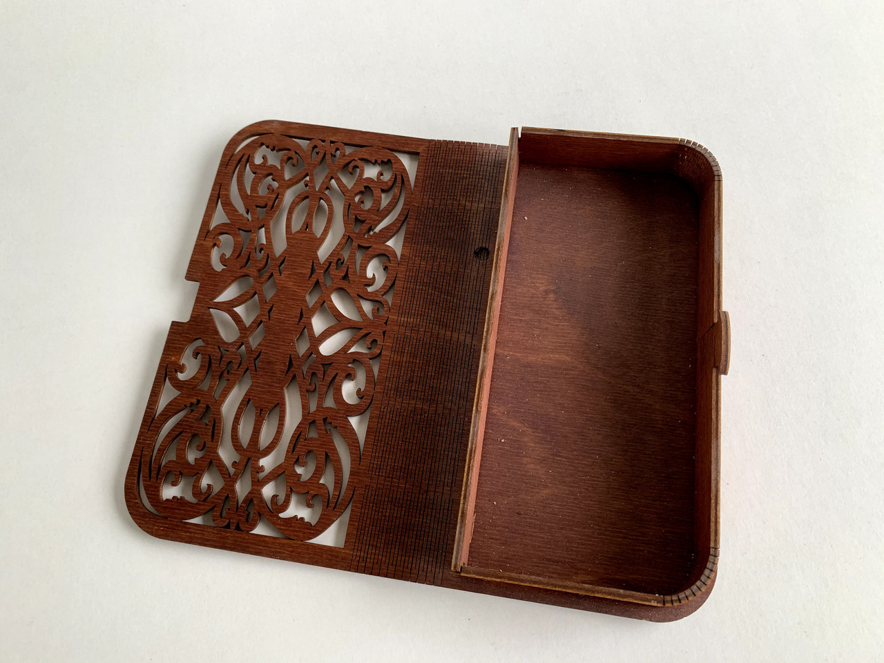 Деревянные счетницы - папки для счета - коробочка для хранения денег - фото 1
