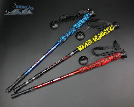 Треккинговые палки для ходьбы WildCork (65-135 см)