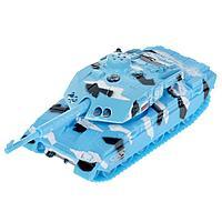 Технопарк: Танк T-90 13см со светом и звуком