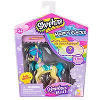 Moose: Shopkins. Игровой набор с пони Happy Places Пёрышко Бохо