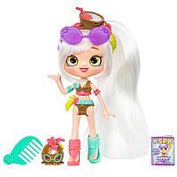 Moose: Shopkins. Кукла Beach Style Shoppies Кокосинка, подарок девочке