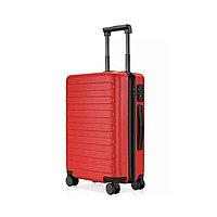 Чемодан Xiaomi 90 Points Seven Bar Suitcase 24 Красный