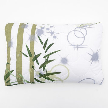 Подушка «Бамбук», 40х60 см, цвет МИКС, поплин
