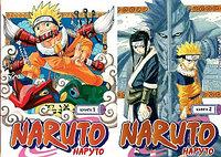 """Комплект """"Naruto. Наруто Книга 1, 2"""", Масаси Кисимота"""