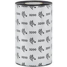 Zebra 03200BK11045 красящая лента (риббон) Wax Resin Black 110 мм/ 450 м