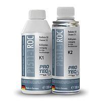Промывка системы охлаждения Pro-Tec Radiator Oil Cleaner K1+K2 P1511-1