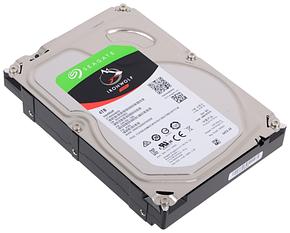 "Накопитель на жестком магнитном диске Seagate Жесткий диск HDD 4Tb Seagate IronWolf ST4000VN008 3.5"" SATA 6Gb/, фото 2"