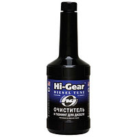 Синтетический очиститель форсунок и тюнинг для дизеля на 80-100 литров топлива. 473 мл.. HG3444
