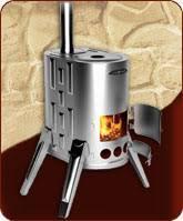 Печь варочная портативная Дуплет-1 INOX.Термофор