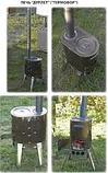Печь варочная портативная Дуплет-1 INOX.Термофор, фото 10