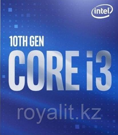 Процессор Intel Core i3-10100 Comet Lake, фото 2