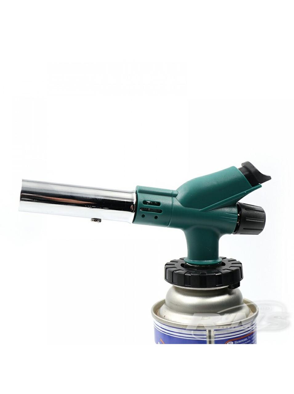 Газовая горелка RUNIS Premium P02, пьезо. (цанг.)/80/ арт. 4-044, (2038)