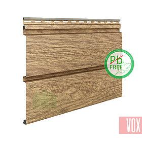 Сайдинг панель VOX SXP-05 Max-3 (медовый дуб)