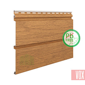 Сайдинг панель VOX SXP-05 Max-3 (винчестер дуб)