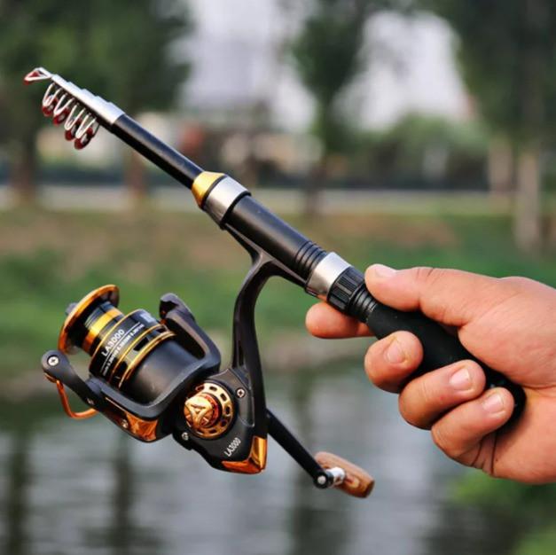spinningi rybolovnye