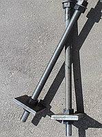 Фундаментный болт 2.1 М24*1000 ГОСТ 24379.2012
