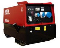 Дизельная электростанция 12 кВА / 10,8 кВт (однофазная) c АРН в кожухе - GE 12000 KSX/GS-EAS