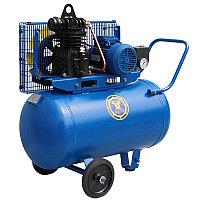 Поршневой компрессор с ременным приводом К-1-07