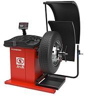 Балансировочный станок (стенд) для колес грузовых и легковых автомобилей Сивик Trucker Standard (СБМП-200 Ст)
