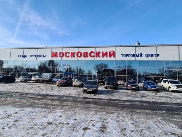 Остекление ТЦ Московский -1