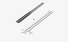 Алюминиевые профили для облицовки сэндвич панелей