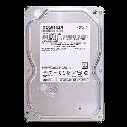 "HDD 4TB Toshiba SATA6Gb/s 5400rpm 128Mb 3,5"" DT02ABA400 (HDKPB02ZMA01S), фото 2"