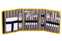 Набор столовых принадлежностей пикниковый CONDOR на 4 персоны TWPB-33001P45, (1946)
