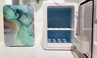 Бьюти холодильник для косметики