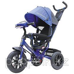 Велосипед Lexus trike 3-колесный, (синий) надувные колеса