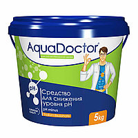 Средство для снижения уровня pH AquaDoctor pH Minus, 1 кг