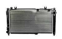 Радиатор 2190 алюминиевый LUZAR (универсальный)