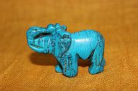 Слон из бирюзы