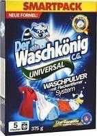 Waschkönig 5 стиральный порошок Universal 375g