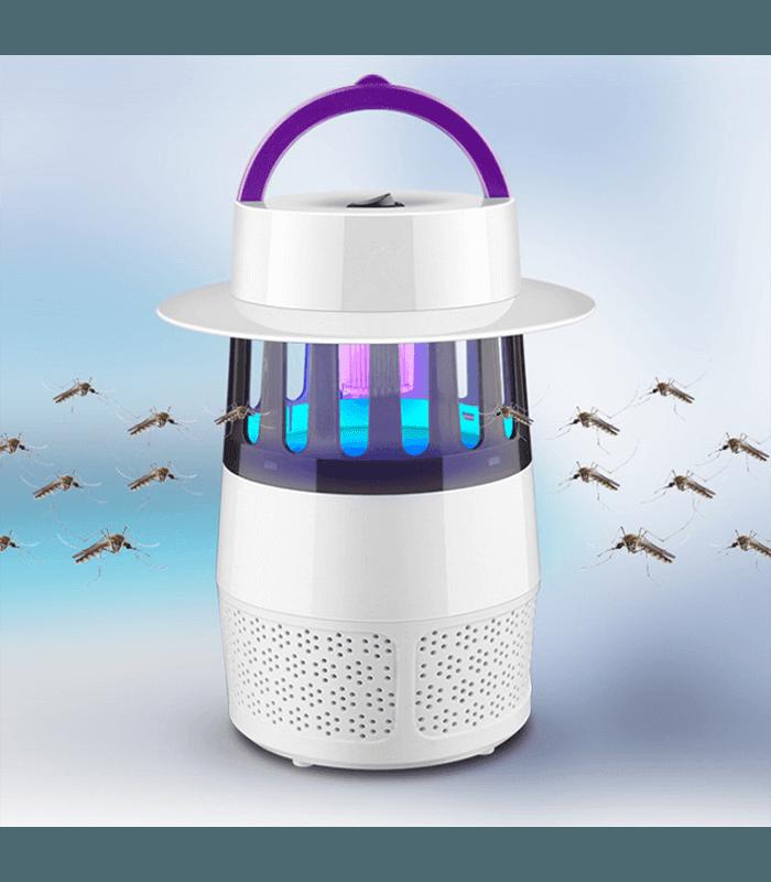 Ловушка для комаров - уничтожитель насекомых (60 кв. м.) - фото 1