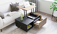 Журнальный стол-трансформер, фото 1