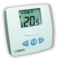 Термостат комнатный WATTS WFHT-LCD RF