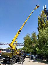 Автовышка вездеход 28 метров