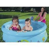 Бассейн My First Pool 152х38см с разбрызгивателем, 477л, от 2 лет, 2 вида