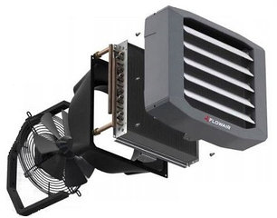 Воздушно-отопительный агрегат ( тепловентилятор ) Flowair LEO L2 (2,2-50,4 кВт), фото 2