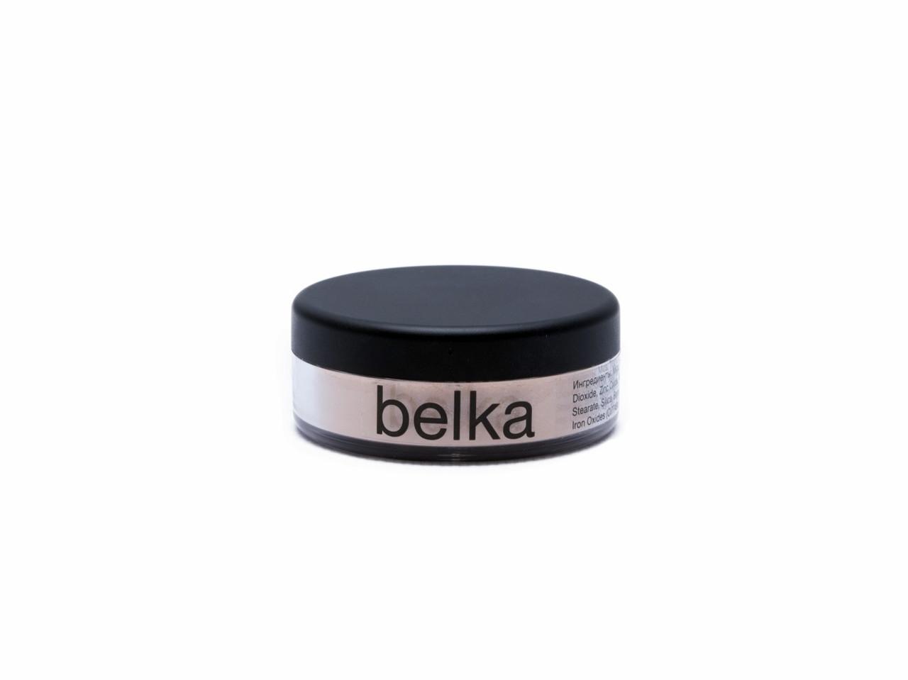 Минеральный бронзер Belka