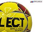 Футзальный мяч SELECT BRILLIANT SUPER Fifa original, фото 3