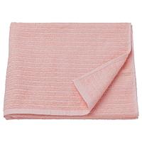 Полотенце банное 70х140 ВОГШЁН, светло-розовый ИКЕА, IKEA