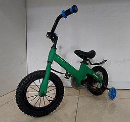 """Детский велосипед """"SpaceBaby"""" 12 колеса. Алюминиевая рама. Легкий. Kaspi RED. Рассрочка."""