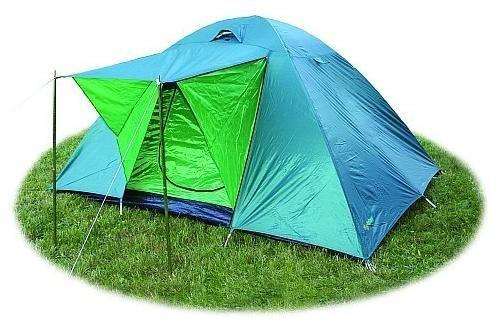 Палатка 4 местная Holiday EIGER 4